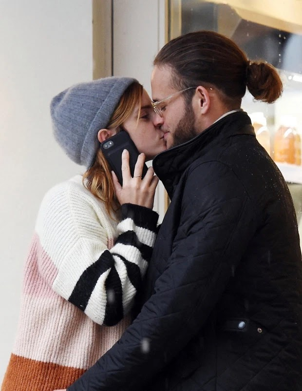 after six months of dating emma watson s new boyfriend has finally been revealed emma hotshots