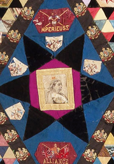 Quilt It Dorry.Queen Victoria Quilts Celebrating Her Reign Barbara