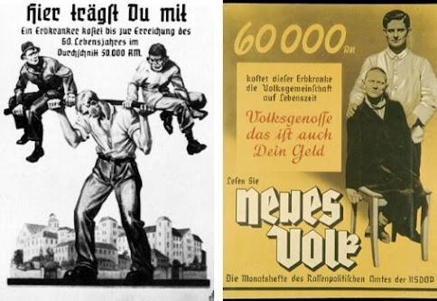 Nazi T4 eugenics euthanasia death panels medicine rationing healthcare bioethics