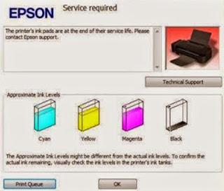 Resetter Printer L100
