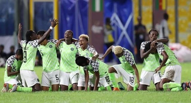 Ανάπτυξη του ποδοσφαίρου στη Νιγηρία