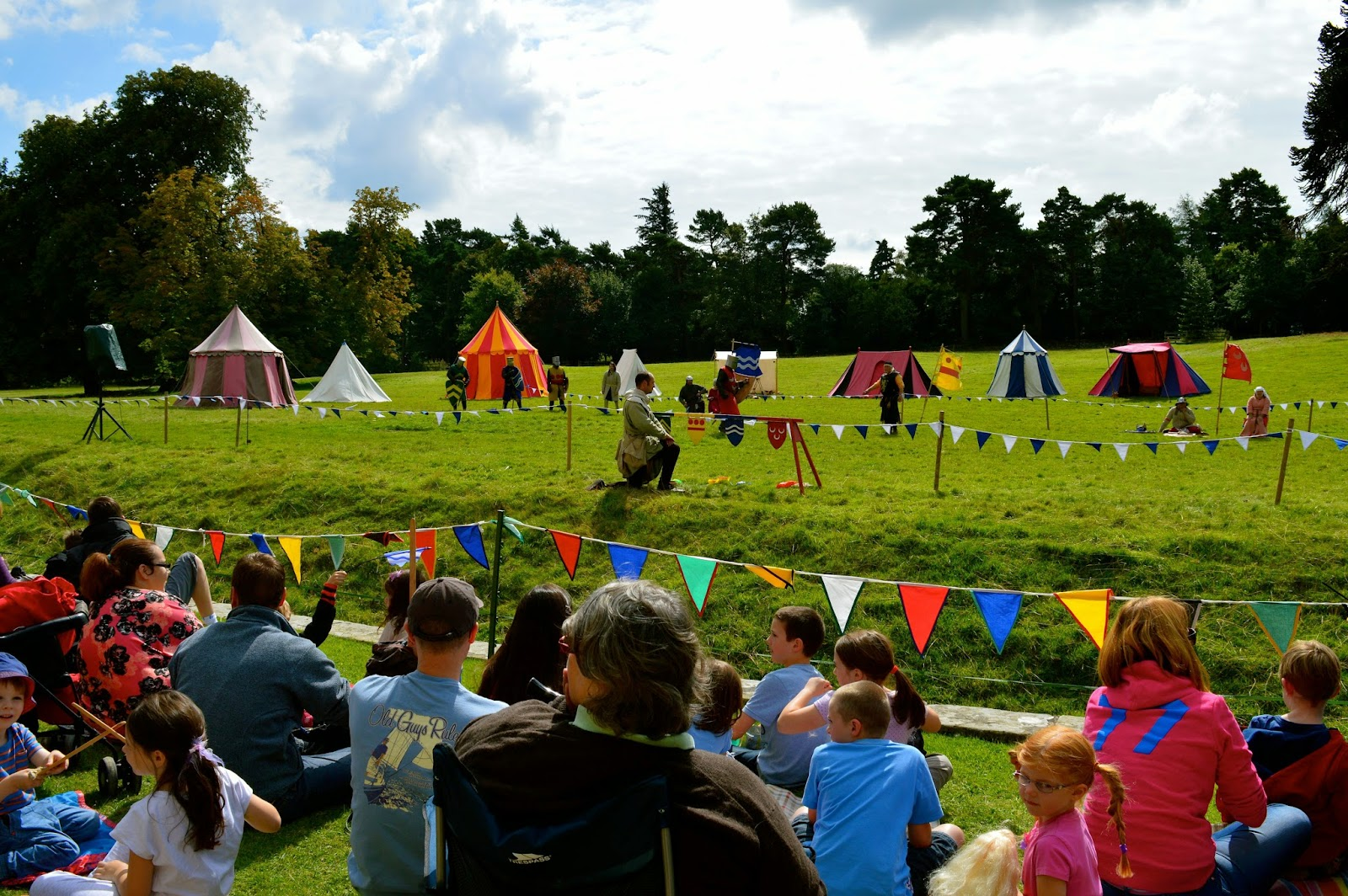 What's on for children & families in the North East 27th & 28th August