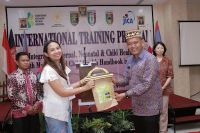 International Training Program JICA di Pringsewu Resmi Ditutup