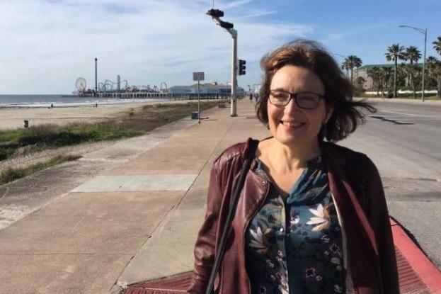 US scientist Suzanne Eaton found dead in the Greek island of Crete