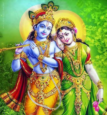 radha krishan image