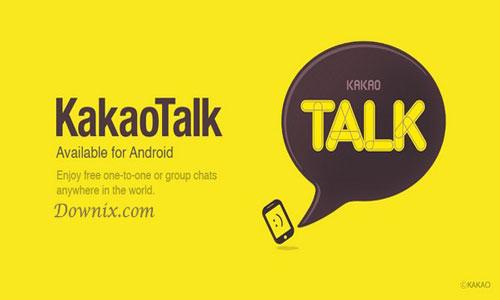 تنزيل تطبيق كاكاو توك kakaotalk app
