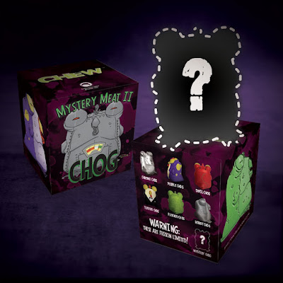 CHEW Chog Mini Figure Blind Box Series 2 by Skelton Crew Studio x John Layman x Rob Guillory
