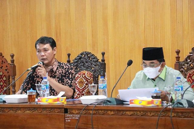 Pemantapan Pelaksanaan MTQ Ke-50 Provinsi Jambi, Ini Pesan Bupati Tanjabbar