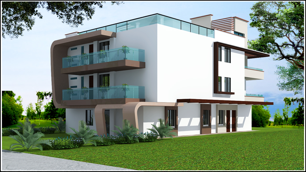Ghar planner leading house plan and house design Latest home design