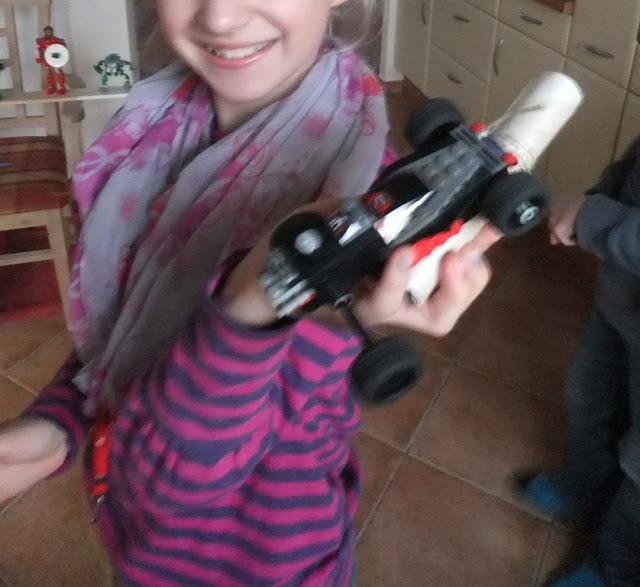 Legogeburtstagsparty