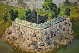 Danau Arjuna Samba, Wisata Alternatif Yang Sedang Hitz di Bekasi