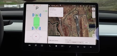 Tesla cars face owners who want to improve their performance