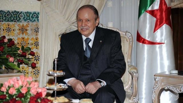 الرئيس الصحراوي يتلقى رسالة تهنئة من نظيره الجزائري بمناسبة حلول شهر رمضان المبارك