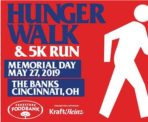 CAA to Participate in Freestore Foodbank 16th Annual HUNGER WALK and 5K RUN!