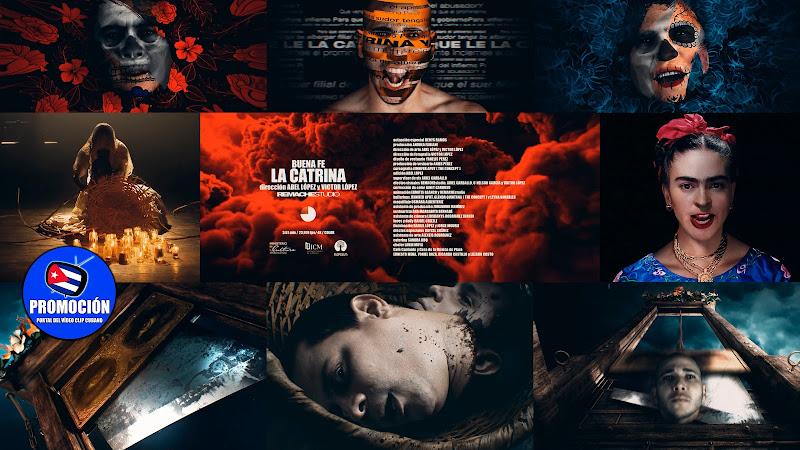 Buena Fe - La Catrina - Videoclip Animado - Dir: Abel López - Víctor López - REMACHEstudio. Portal Del Vídeo Clip Cubano. Música cubana. Cuba
