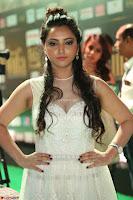 Meghana Gaur in a Deep Neck Sleeveless White Gown at IIFA Utsavam Awards 011.JPG