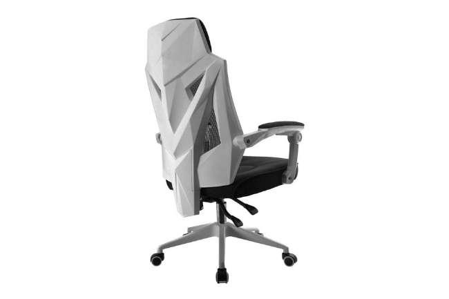 Cadeira Gamer Tela Mesh de Escritório Zermatt (Branca)