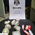 Policiais penais prendem funcionário da Reviver que colocou drogas em comida destinada a internos do Compajaf