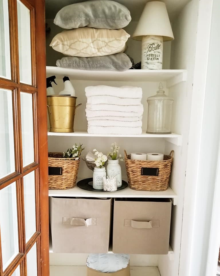Even Though This Isnu0027t How It Looks Right Now U0026 Most Likely Wonu0027t Be Like  This Next Time You See This Closet. I Wanted To Show The Clean, Almost  Finished A ...
