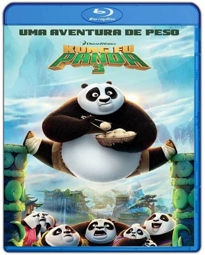 Baixar Kung Fu Panda 3 720p Dual Áudio Bluray Torrent