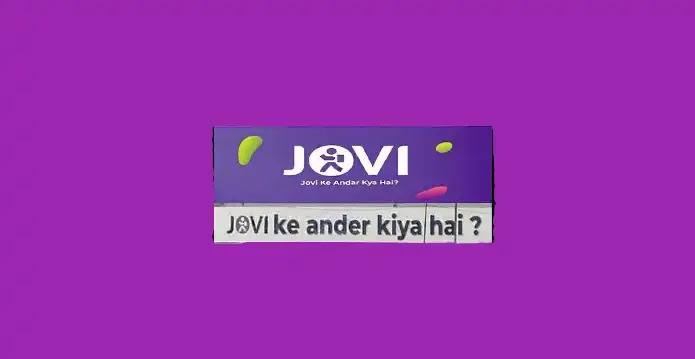 Jovi ke Andar kya hai? # A million dollars Question