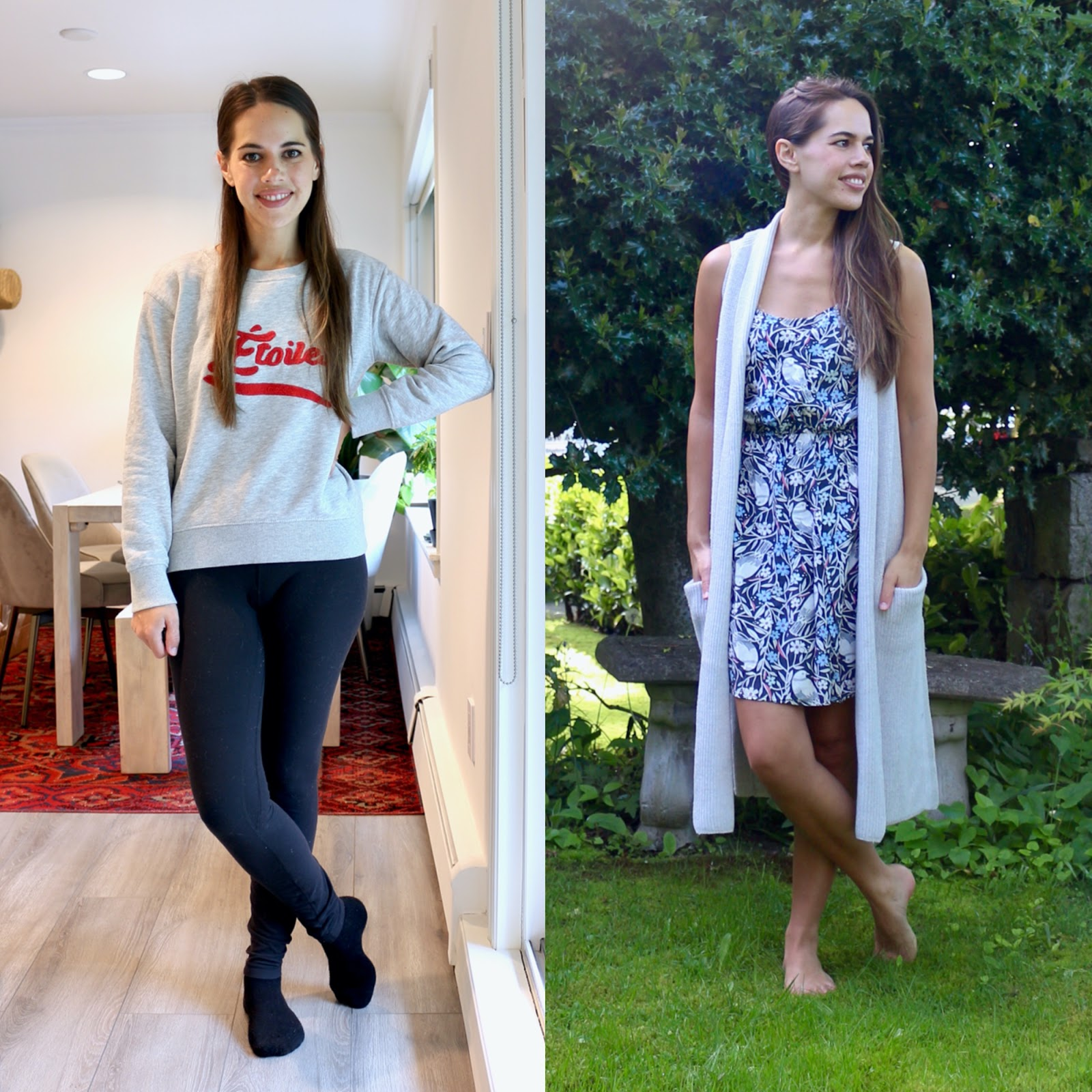 Jules in Flats - May Outfits Week 2 (Easy Work from Home Outfits)