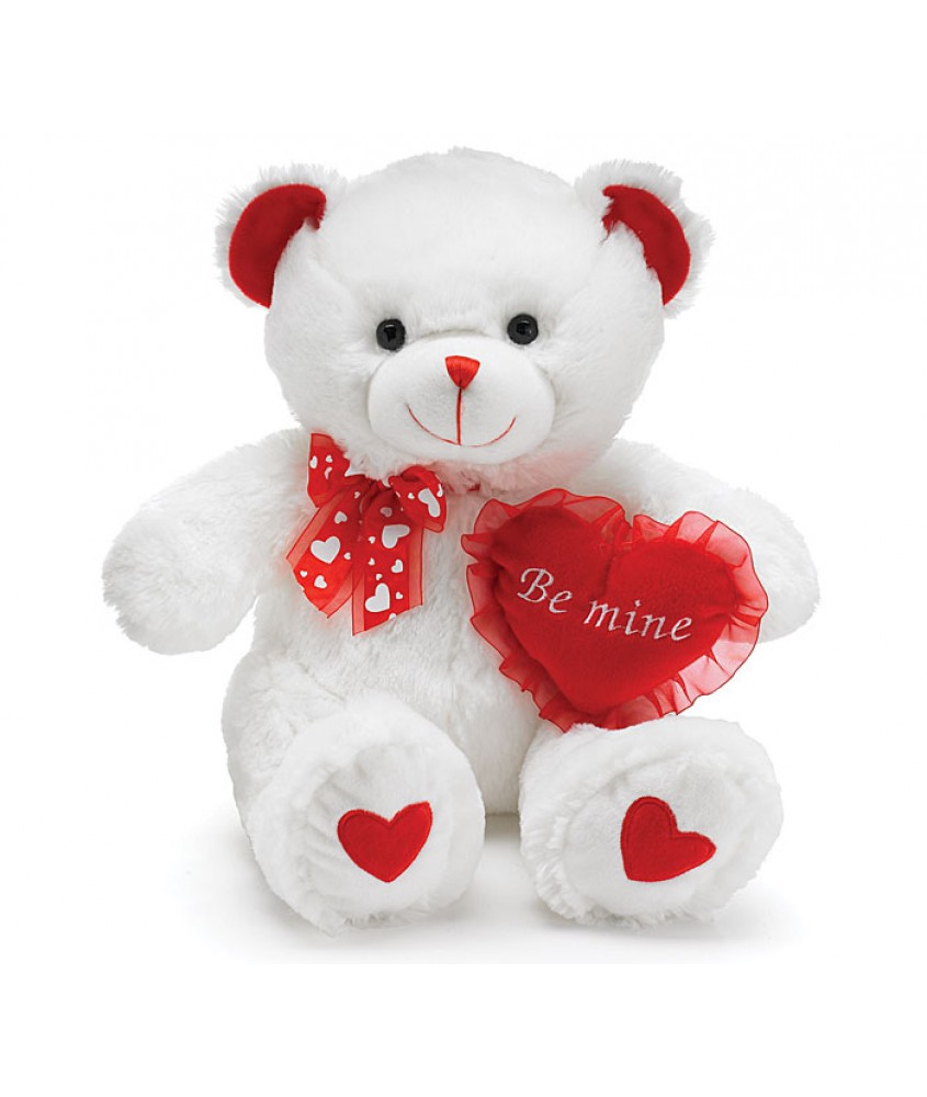 Cute White Teddy Bear Pictures