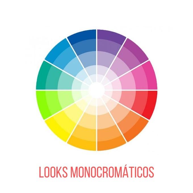 12 LOOKS MONOCROMÁTICOS