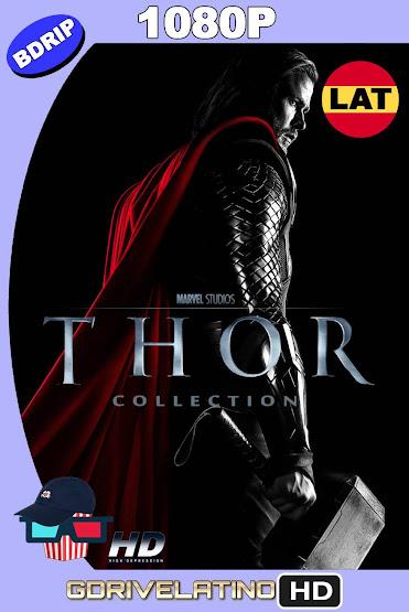 Thor Colección (2011-2017) BDRip 1080p Latino-Ingles MKV
