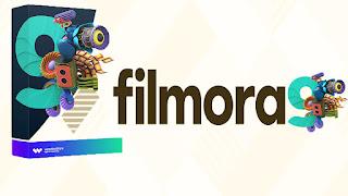 تحميل برنامج المونتاج wondershare Filmora نسخة محمولة للأجهزه الضعيفه