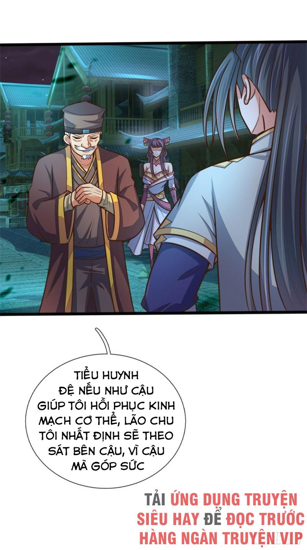 Thần Võ Thiên Tôn chap 190 - Trang 14