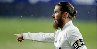 OFFICIAL: Real Madrid defender Sergio Ramos tests positive for COVID-19