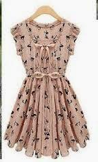 1fa58616dc Coisas de uma Menina Delicada  Vestidos para adolescentes de vários ...