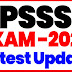 UPSSSC 2020 Exam Latest Update – UPSSSC 2020 Video Graphy News | UPSSSCExam Official Decision Live Video Recording