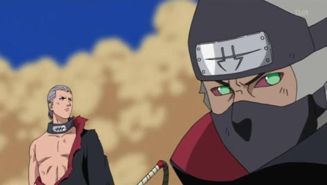 Naruto: Shippuden Season 4, Penghancur Abadi — Hidan dan Kakuzu
