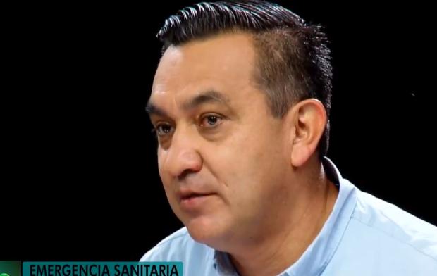 Ministro de la Presidencia, Yerko Nuñez / BTV