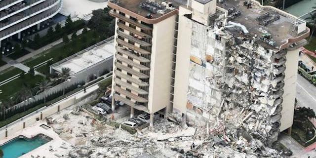 Cucu Dari Korban Hilang Pada Tragedi Kondominium Florida Dapat Telepon Misterius Dari Dalam Reruntuhan