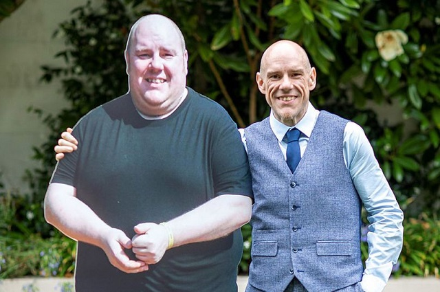 Man Slimming World of the Year
