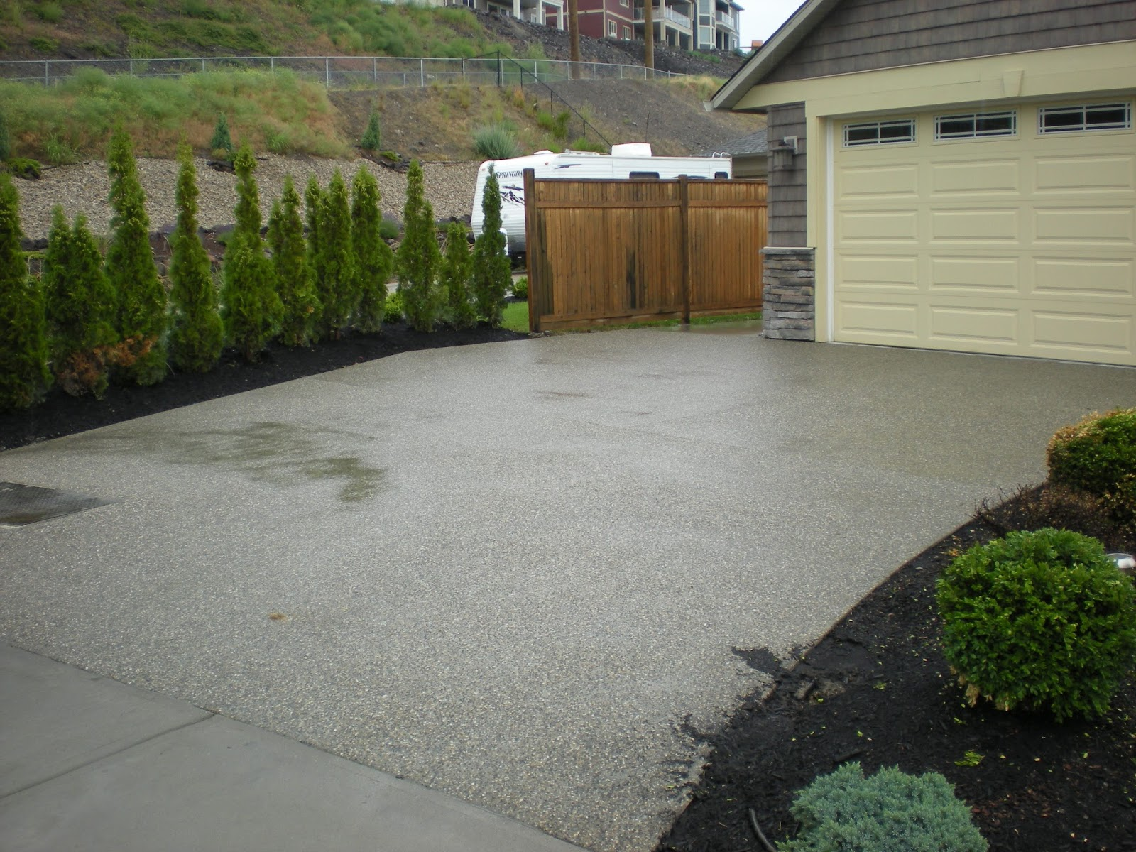 Mode Concrete Concrete Driveway Pros And Cons By Mode