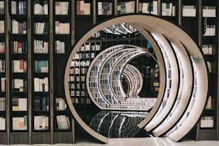 صور مكتبات Library wallpaper