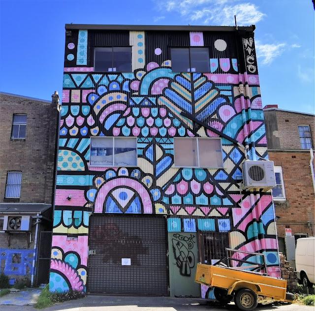 Katoomba Street Art   Nico