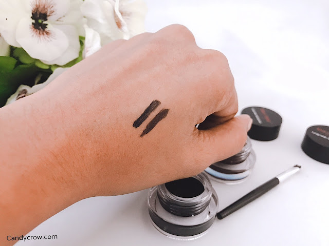 Music Flower Long-wear Gel Liner Review