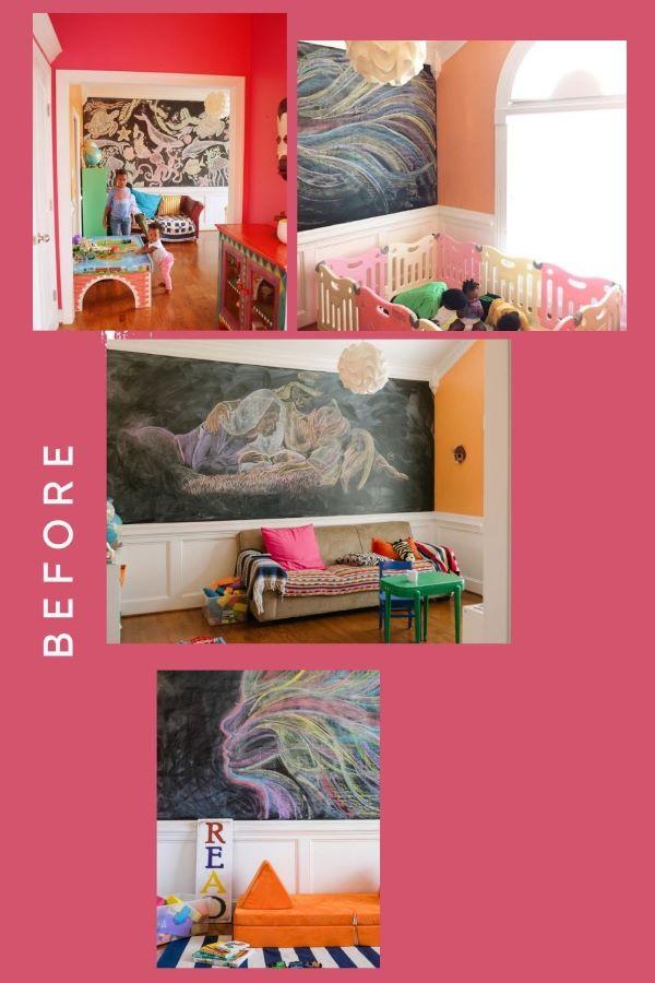 The Playroom Refresh- designaddictmom