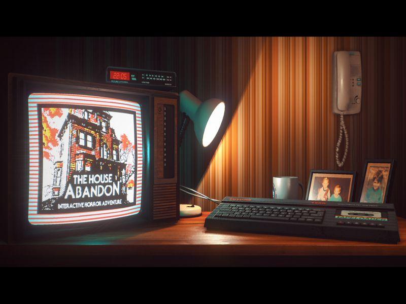 Stories Untold PC Game Free Download