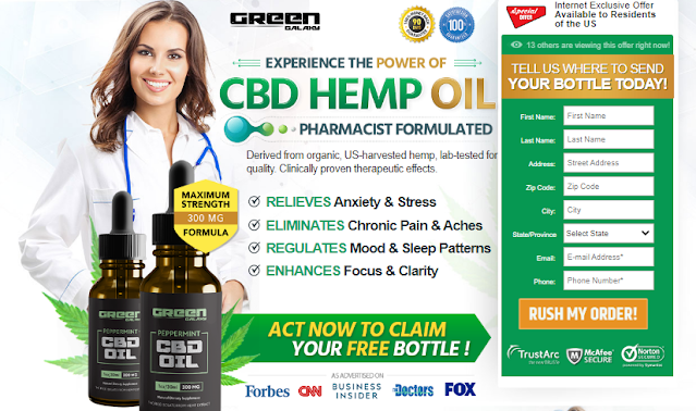 Green Galaxy CBD Oil