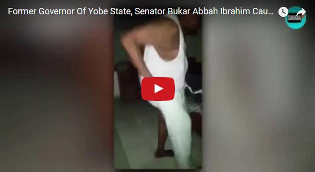 Breaking Current Nigerian Senators Sex Tape With Two -3924