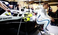 Sergey Sirotkin Williams F1 Grand Prix USA 2018