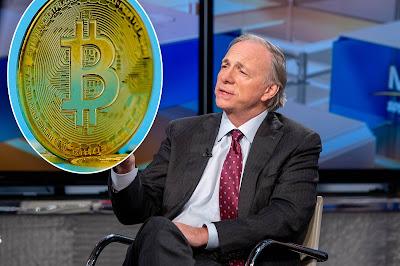 'I'd prefer Bitcoin over bonds': Billionaire financial backer Ray Dalio