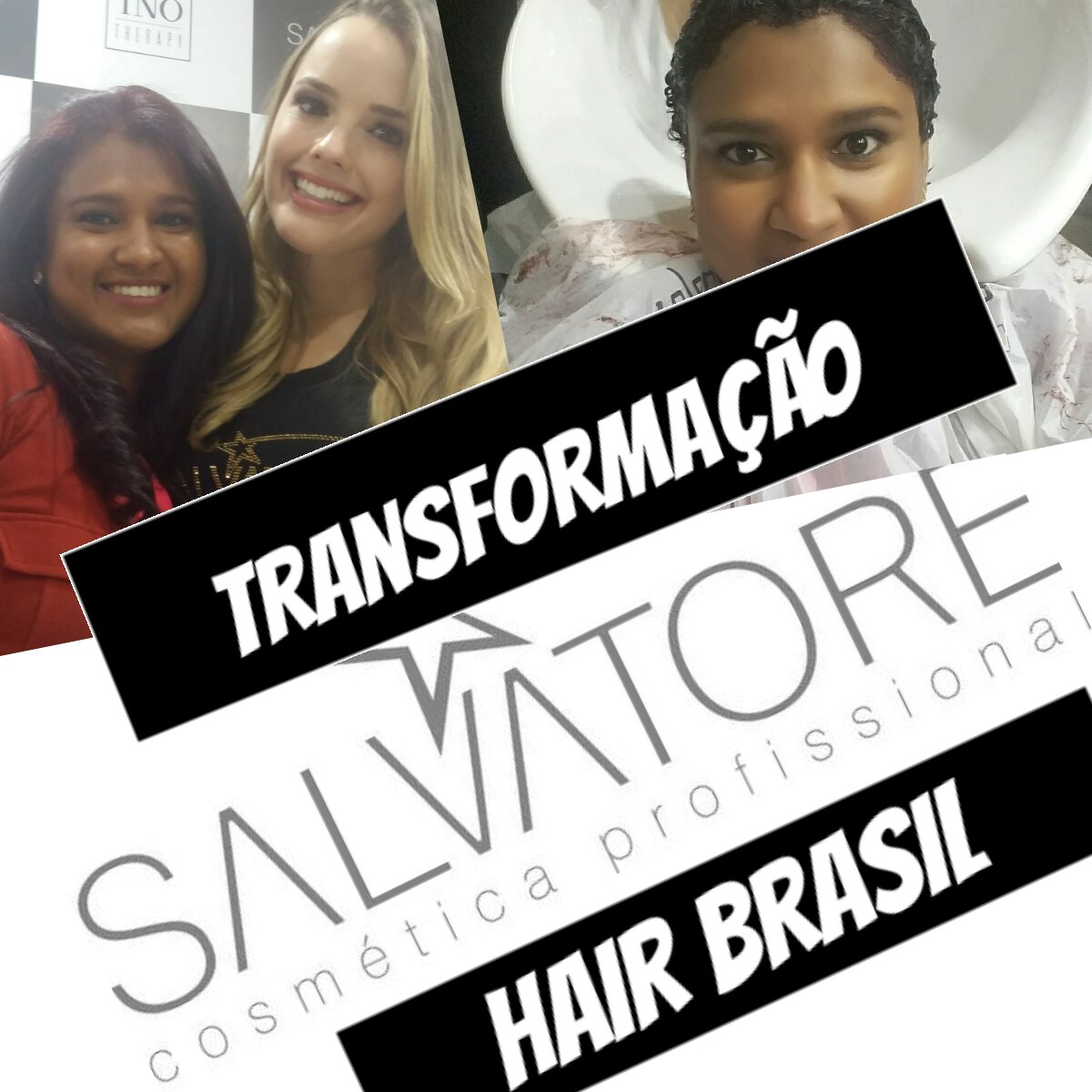 Olá meus amores tudo bom com vocês  Então tá bom kkk. Galera tenho que  compartilhar a minha felicidade, que foi ter ido na Hair Brasil desse ano,  ... d99e657046