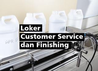 Lowongan Bakoel Printing (Posisi Sebagai Customer Service dan Finishing)